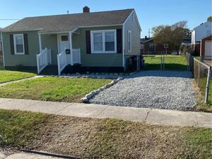 Nice 2 beds 1 bath house for rent in Portsmouth