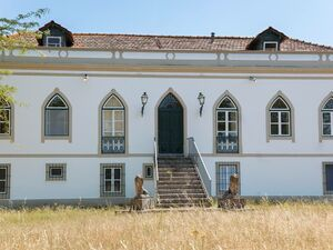 Palace in Avis, Portugal