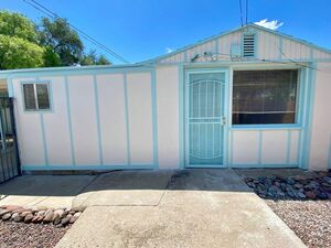 Spacious 1 bed 1 bath house for rent in Tucson