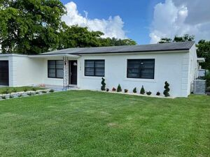 Beautiful 3/1 House for rent in North Miami