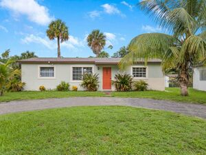 Great 3 bed 2 bath house for rent in Fort Lauderdale