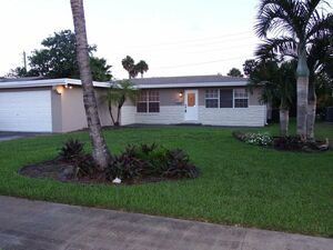 Beautiful 3 beds 2 baths house for rent in Wilton Manors