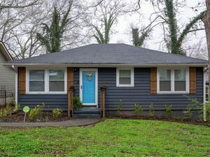 Adorable 3 bed 3 baths house for rent in Atlanta