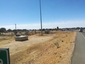 1495sqm commercial plot for sale in Thamaga, Botswana