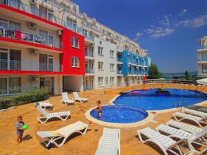 Furnished 2-Bedroom apartment in Sunny Day 3, Sunny Beach