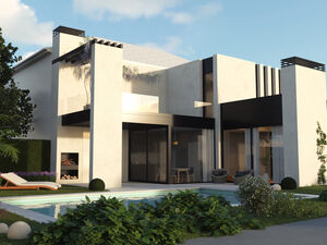 Turn-key project in Portugal, 2 bedroom house with pool