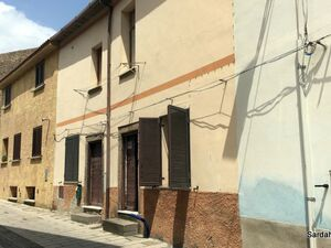 Village House with warehouse and land in Oschiri, Sardinia