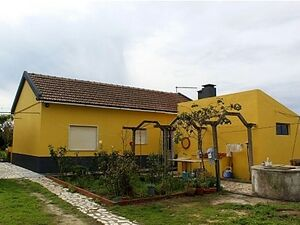 Farm in Brejos - Moita, with a one-story house, 3 rooms. It
