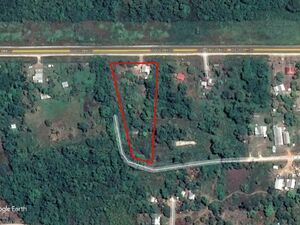 House on one acre lot in St. Matthews Village, Cayo, Belize