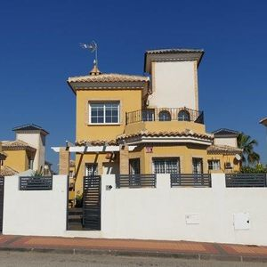Detached Villa, 3 bedroom, 2 bathroom, community pool