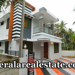 Vattiyoorkavu new house for sale