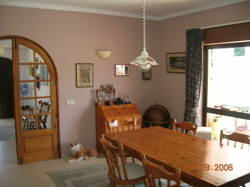 View dining room