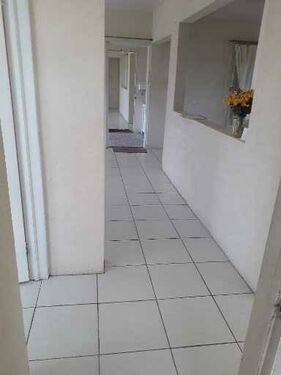 Two bed hallway