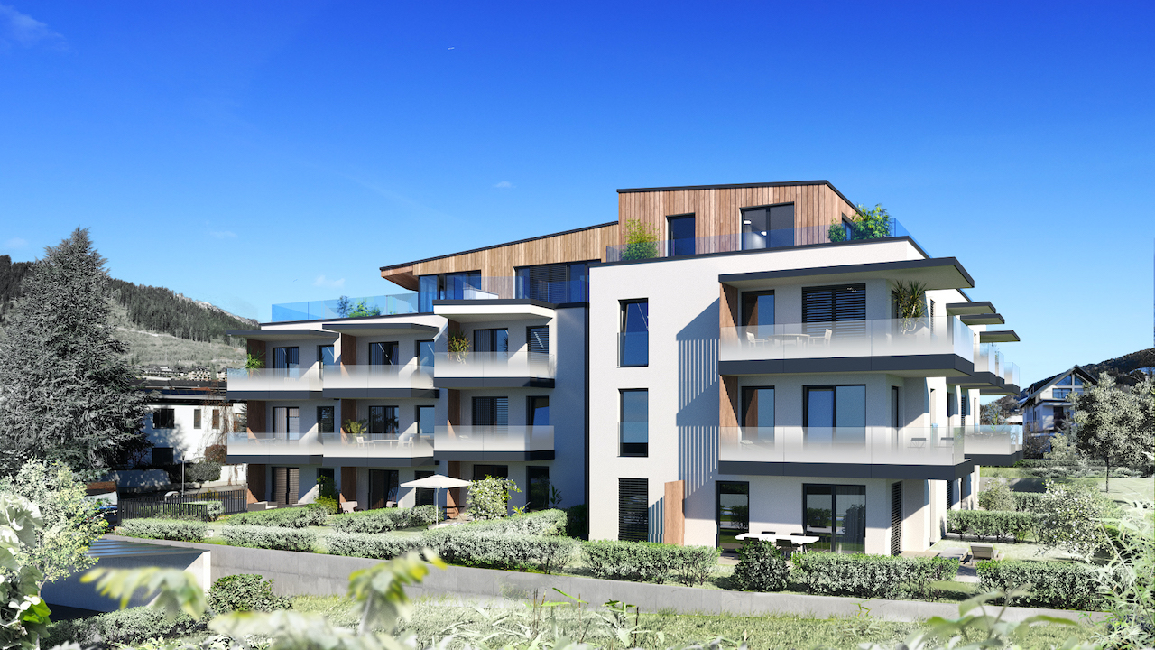 Luxury new-build investment ski apartments in Schladming ...