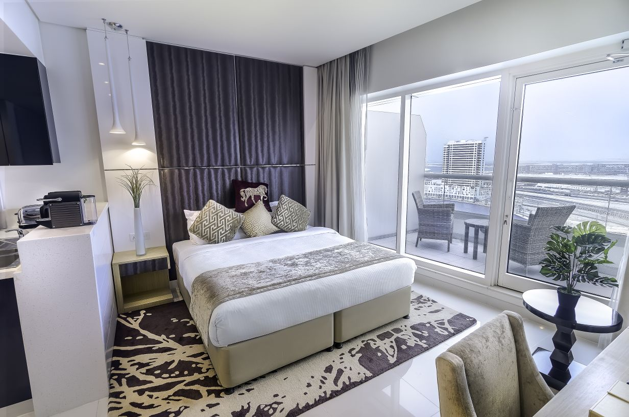 Fully Furnished Luxury Studio Apartment For Sale in Dubai ...